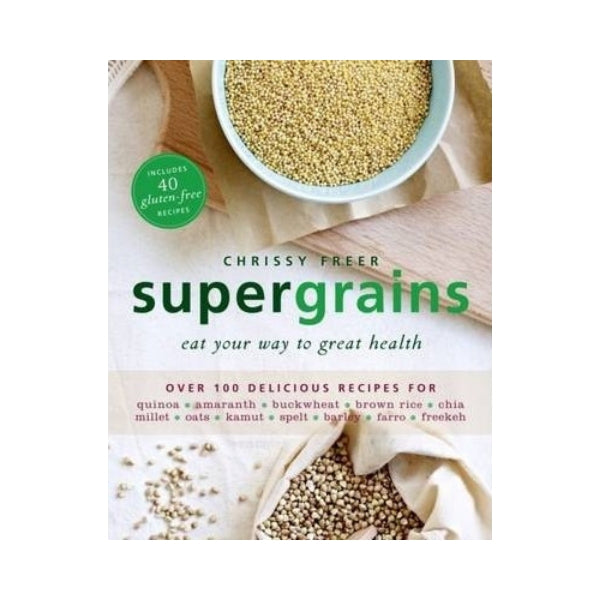 Supergrains - Chrissy Freer
