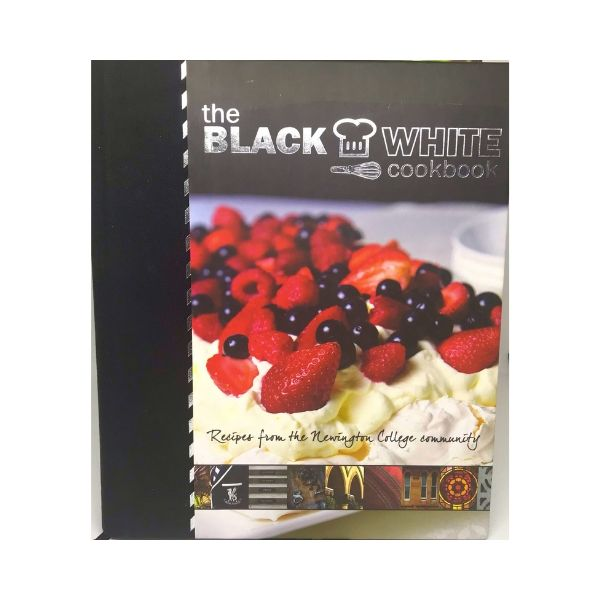 The Black and White Cookbook - Newington College Community, Sydney