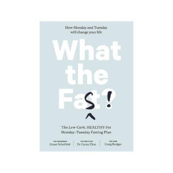 What the fast? - Grant Schofield, Dr Crayn Zinn and Craig Rodger