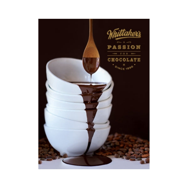 Whittaker's A Passion for Chocolate - J H Whittaker & Sons Ltd