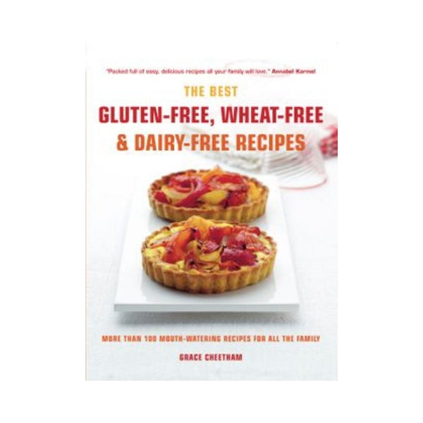 The Best Gluten-Free, Wheat-Free & Dairy-Free Recipes