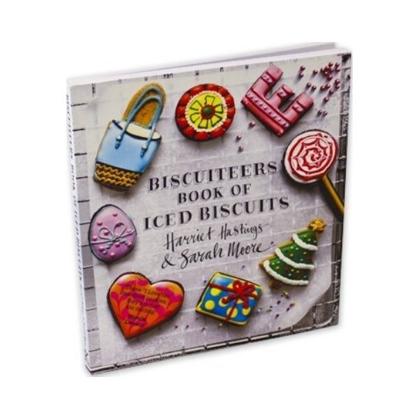 Biscuiteers Book of Iced Biscuits - Harriet Hastings & Sarah Moore