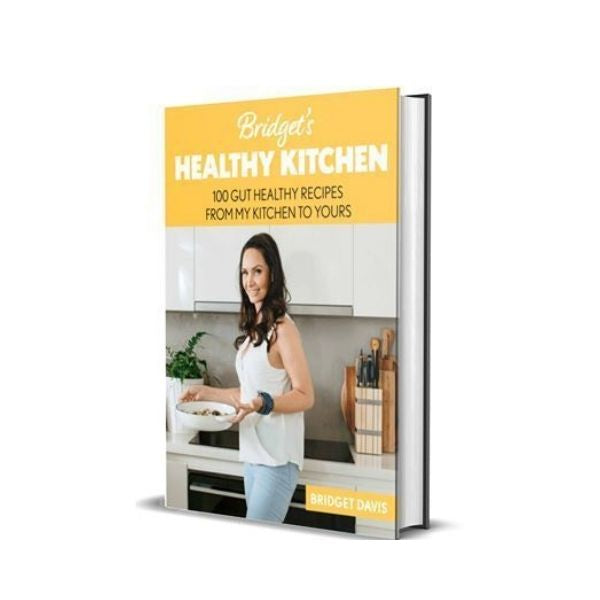 Bridget's Healthy Kitchen (Signed) - Bridget Davis