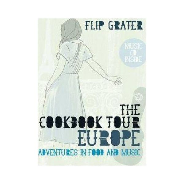 The Cookbook Tour Europe: Adventures in Food and Music - Flip Grater