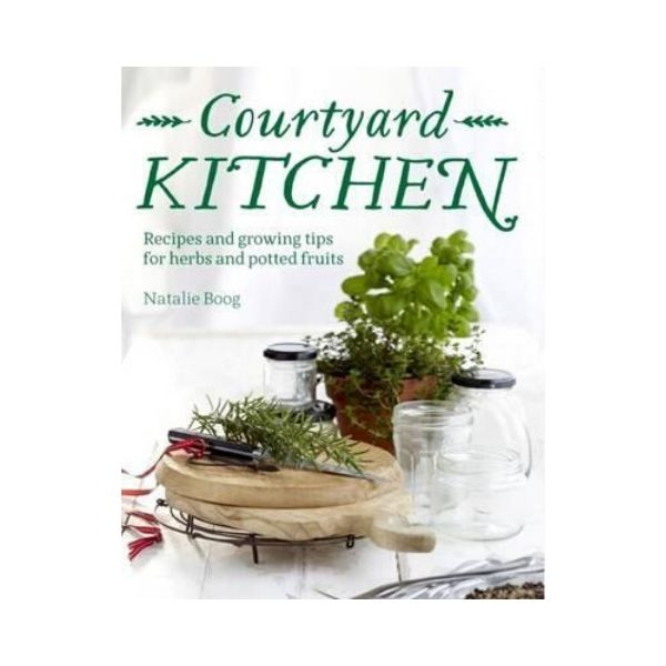 Courtyard Kitchen - Natalie Boog