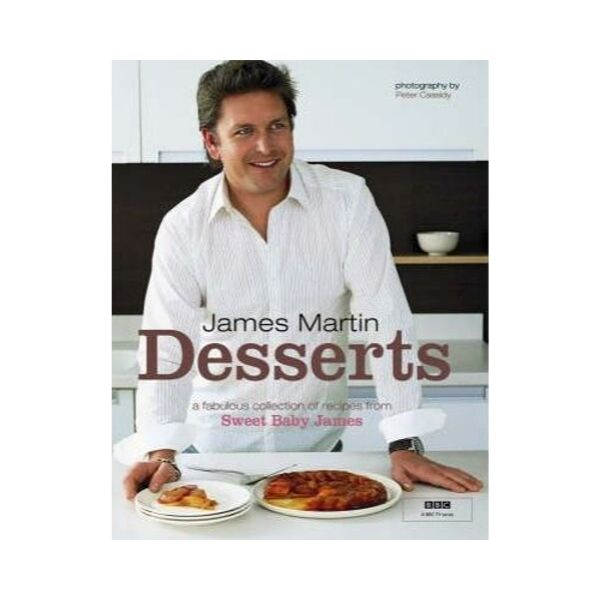 Desserts:  A fabulous collection from Sweet Baby James