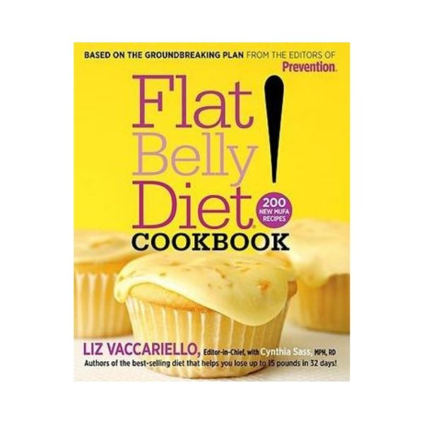 Flat Belly Diet! Cookbook - Liz Vaccariello
