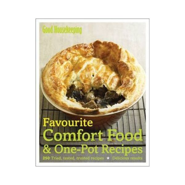Favourite Comfort Food & One-Pot Recipes - Good Housekeeping