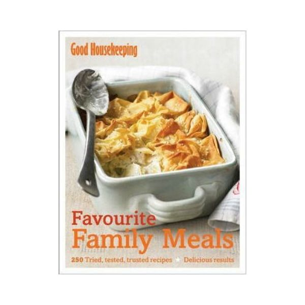 Good Housekeeping:  Favourite Family Meals