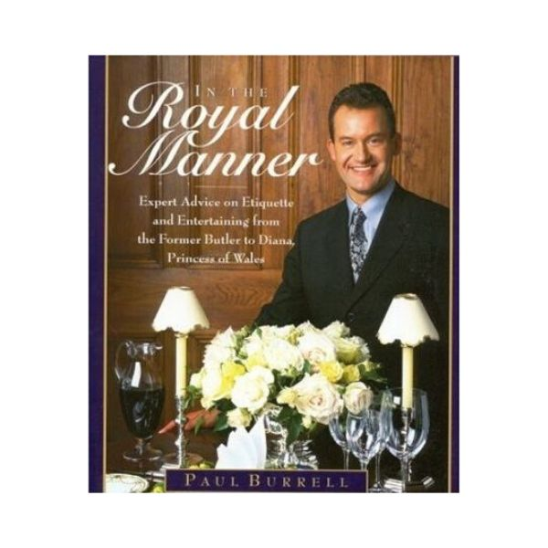 In the Royal Manner - Paul Burrell