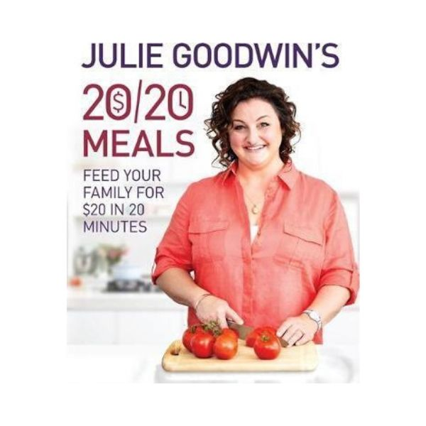 20/20 Meals (Hardback)  - Julie Goodwin