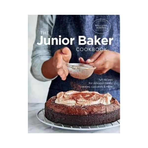 The Junior Baker Cookbook