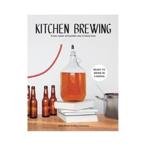 Kitchen Brewing - Jakob Nielsen & Mikael Zetterberg
