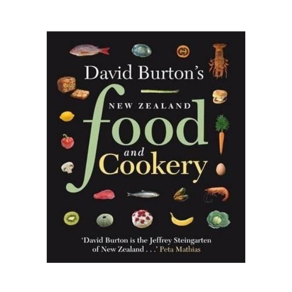 David Burton's New Zealand Food and Cookery