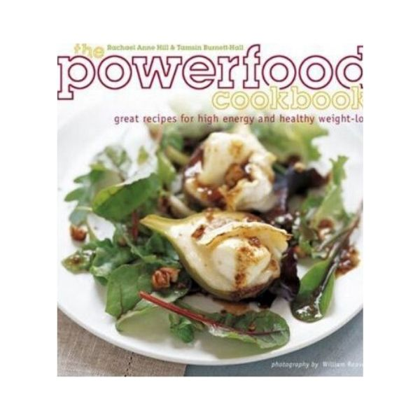 Powerfood Cookbook - Rachael Anne Hill & Tamsin Burnett-Hall