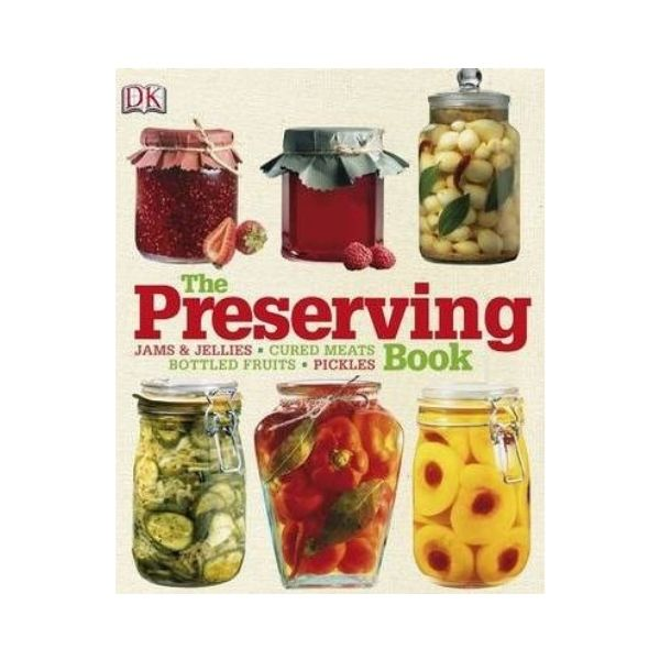 The Preserving Book - Lynda Brown