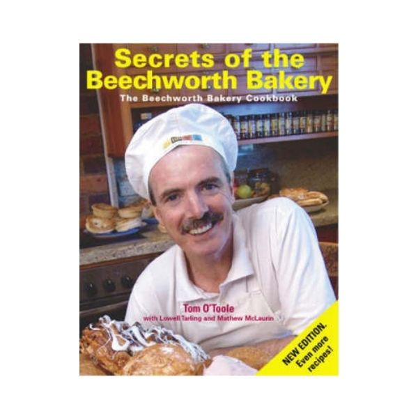 Secrets of the Beechworth Bakery (Signed)  - Tom O'Toole