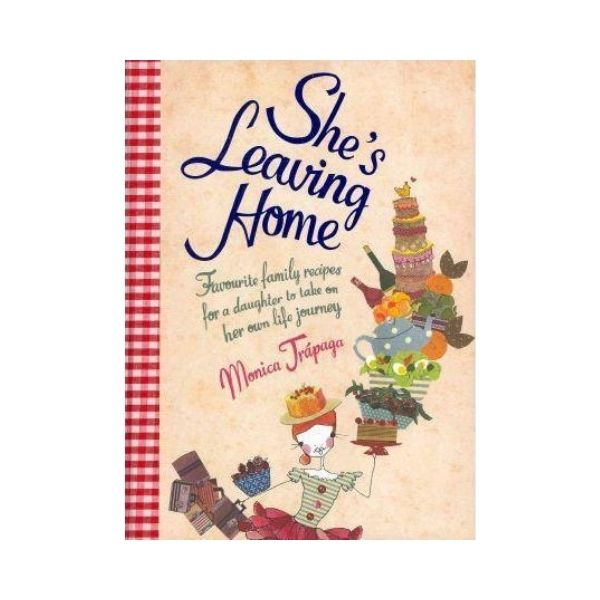 She's Leaving Home - Monica Trapaga