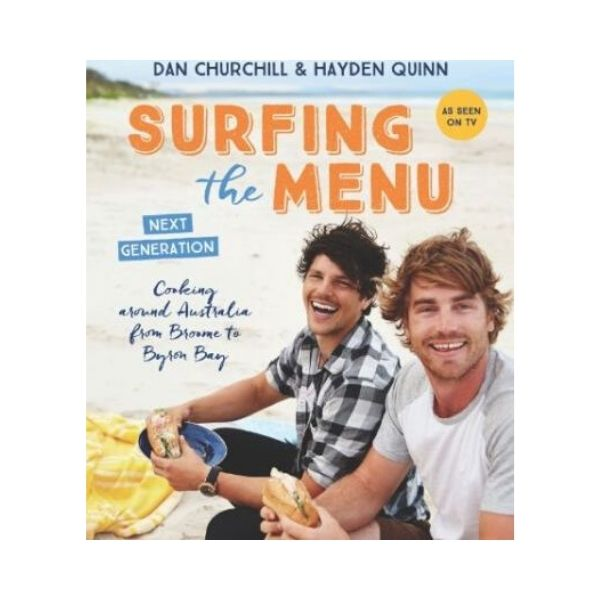 Surfing the Menu - Hardback