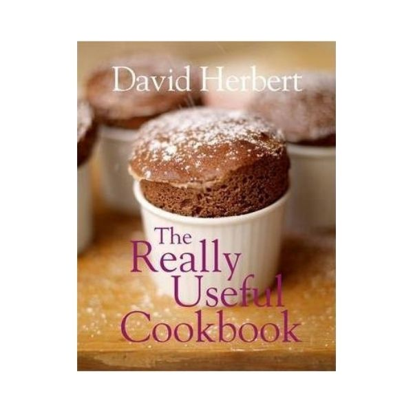 The Really Useful Cookbook - David Herbert