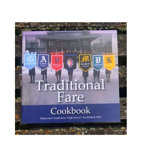 Traditional Fare Cookbook - Palmerston North Boys' High School (Palmerston North)