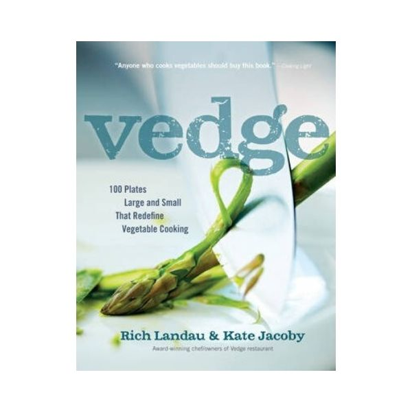 Vedge - Rich Landau & Kate Jacoby
