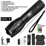 Ultra Bright Led flashlight