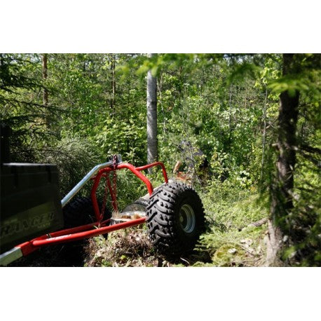 ATV logging trailer