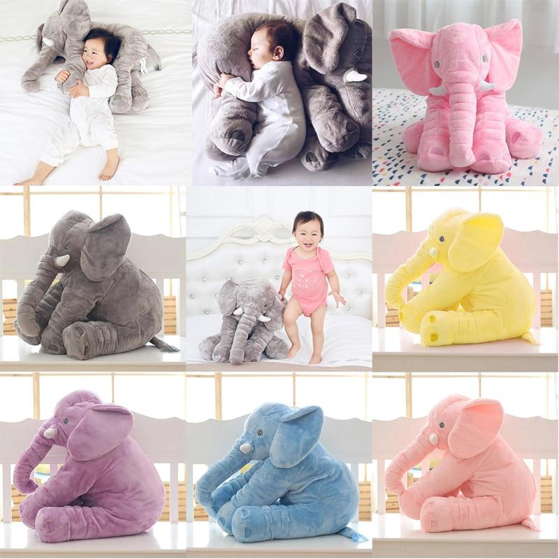 Is A Baby Elephant Pillow Beneficial For An Infant? | Maraya's Marketplace