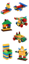 1000 Pcs Building Blocks Compatible w/ LegoINGs Pack - Maraya's Marketplace
