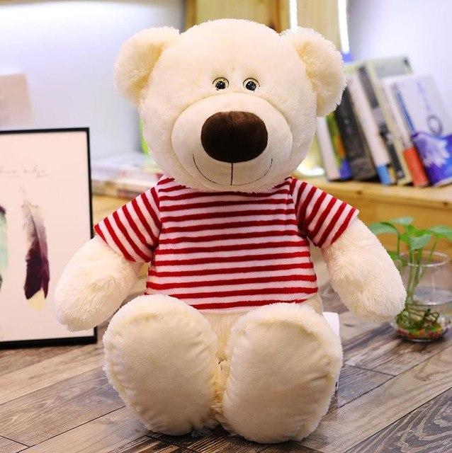 Big Dressed Teddy Bear Plush Toy - Maraya's Marketplace