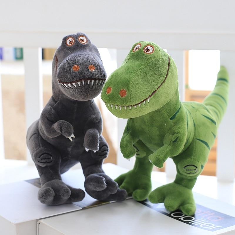 Curious Tyrannosaurus Plush Toy - Maraya's Marketplace