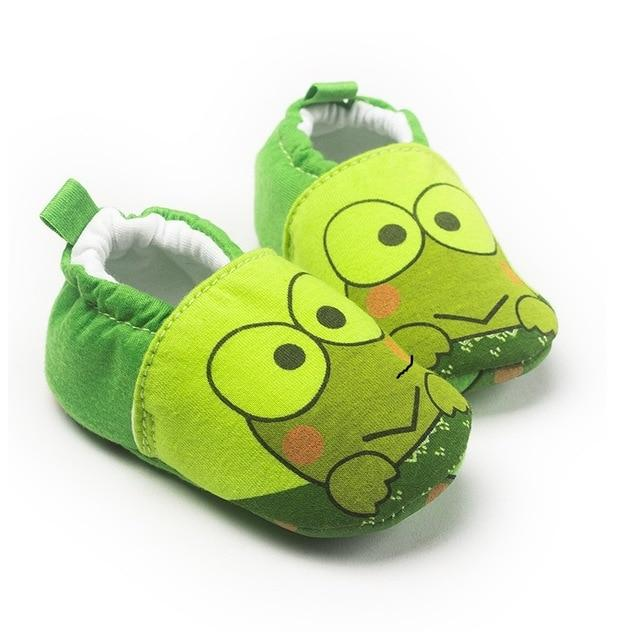 Cute Baby Shoes - Crocodile - Maraya's Marketplace