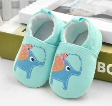 Cute Baby Shoes - Elephant - Maraya's Marketplace