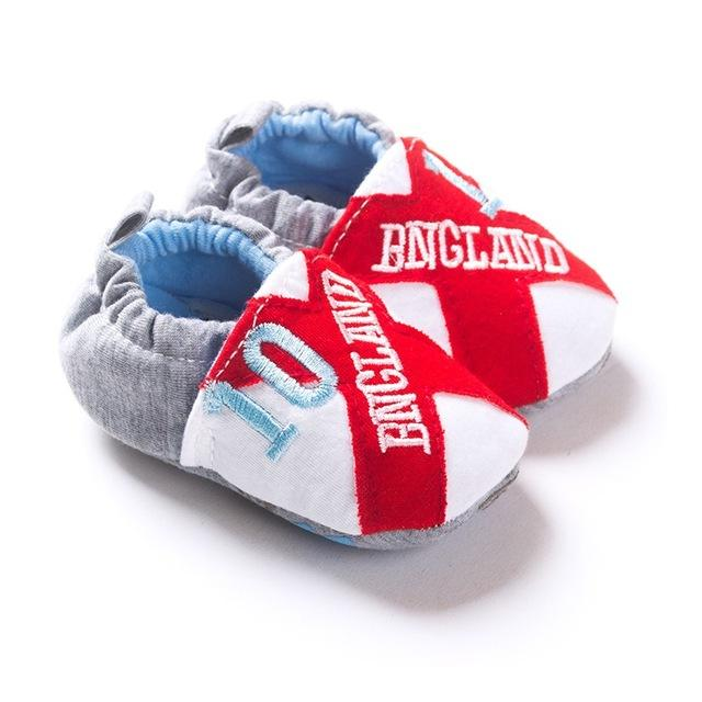 Cute Baby Shoes - England 10 - Maraya's Marketplace