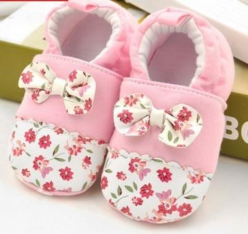 Cute Baby Shoes - Floral - Maraya's Marketplace