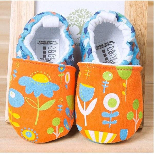 Cute Baby Shoes - Flowers - Maraya's Marketplace