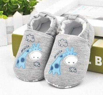 Cute Baby Shoes - Giraffe - Maraya's Marketplace