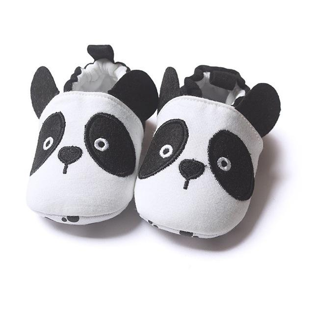 Cute Baby Shoes - Panda - Maraya's Marketplace