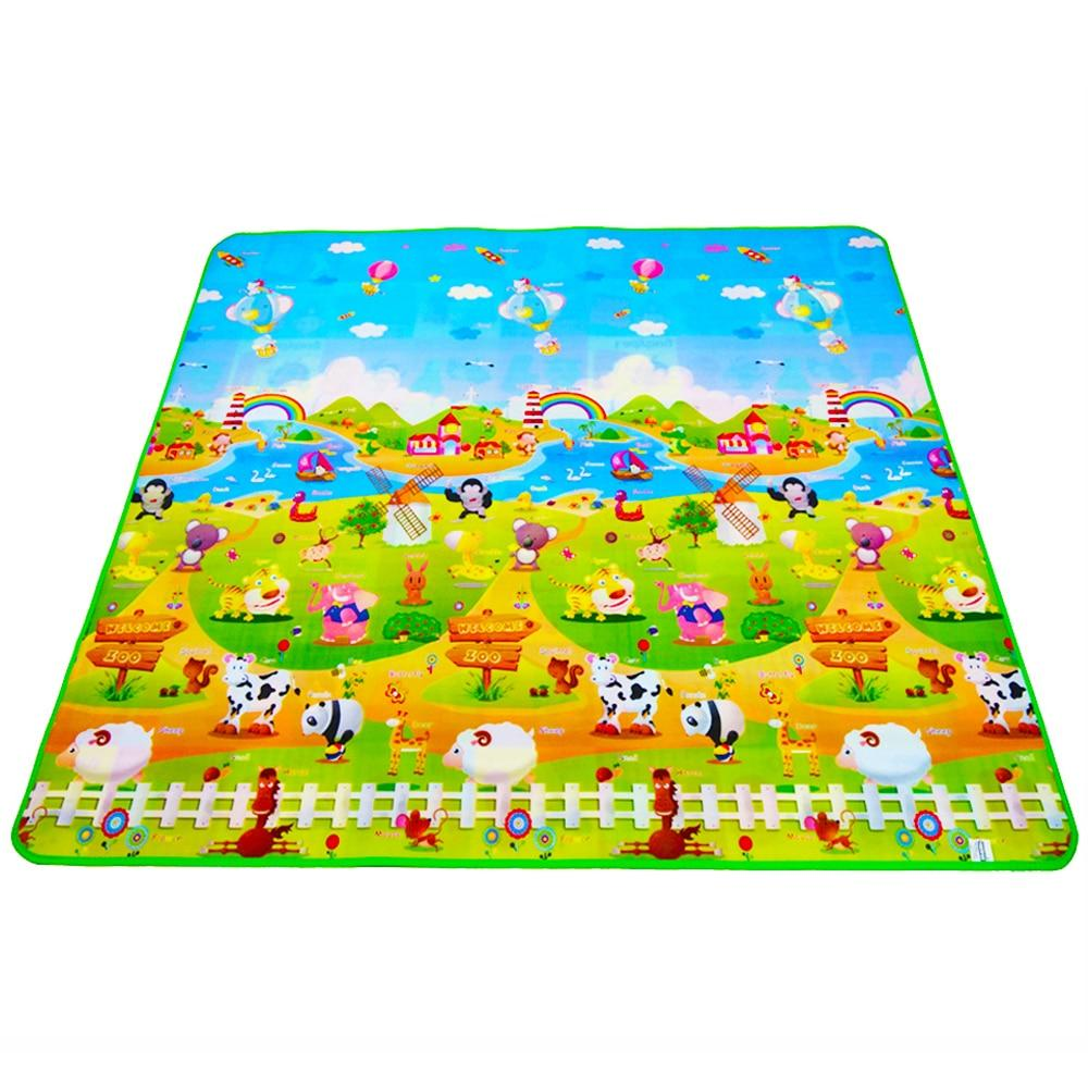 Double-Sided Foam Play Mat - Maraya's Marketplace