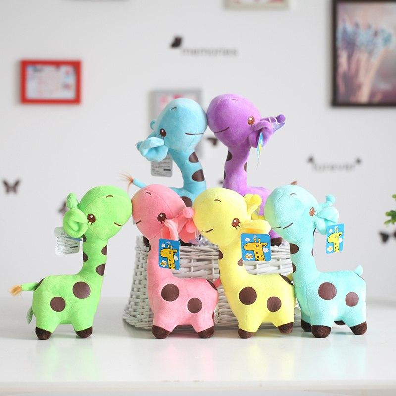 Giraffe Soft Plush Toy - Maraya's Marketplace