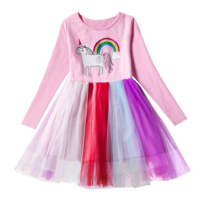 Girls Spring Tutu Dress - Maraya's Marketplace