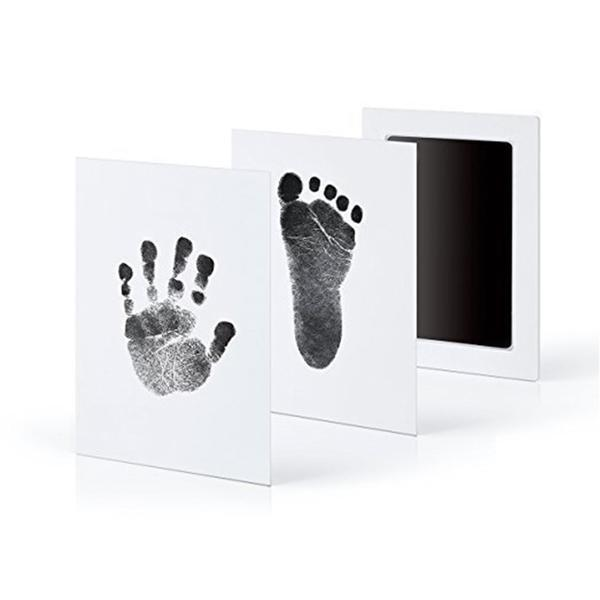 No-Mess Environment Safe Baby Hand and Foot Imprint Keepsake - Maraya's Marketplace