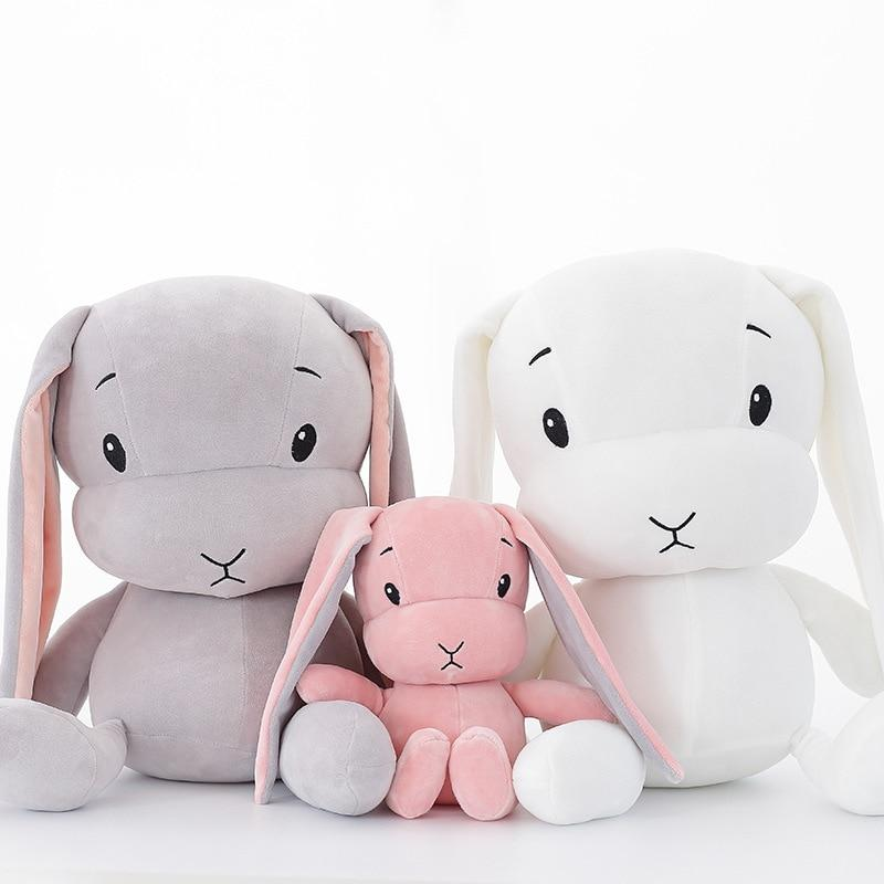 Soft Bunny Stuffed Plush Toy - Maraya's Marketplace