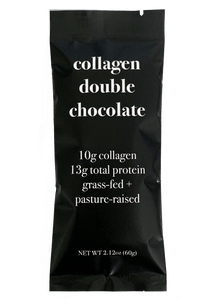 Double Chocolate Collagen Protein Bars (Pack of 6)