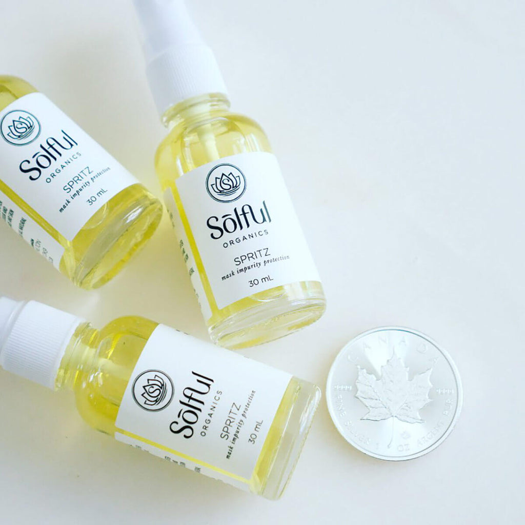 Solful SPRITZ Mask Spray