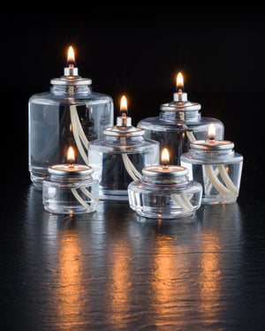 Disposable Oil Candles