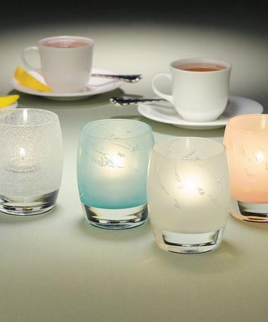 Contour Votives for Mood Lights - Arctic - 3 colours