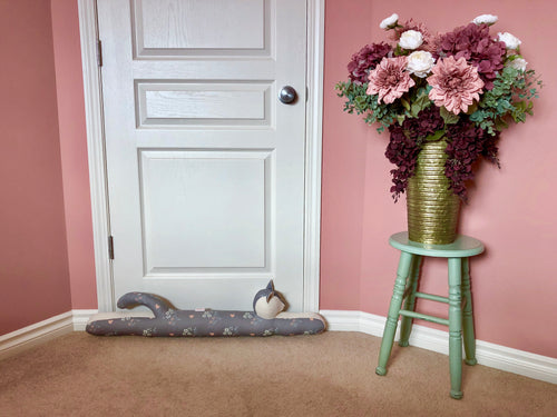 Cat Draft Excluder