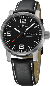 Fortis Spacematic Steel Day-Date